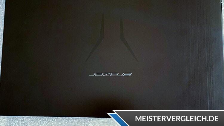 MEDION ERAZER Core-Gaming-Notebook Deputy P25 (MD64015) Test