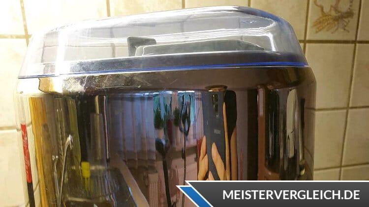 QUIGG Elektrische Kaffeemühle Bohnenbehälter