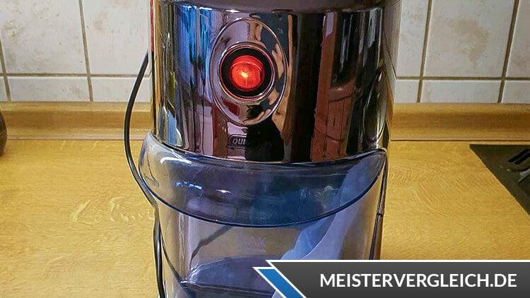 QUIGG Elektrische Kaffeemühle Test