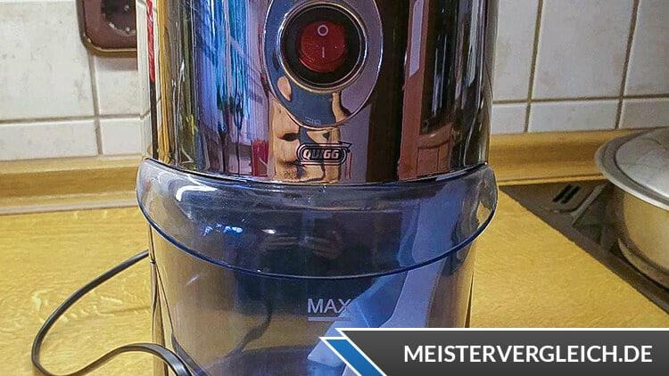 QUIGG Elektrische Kaffeemühle von ALDI