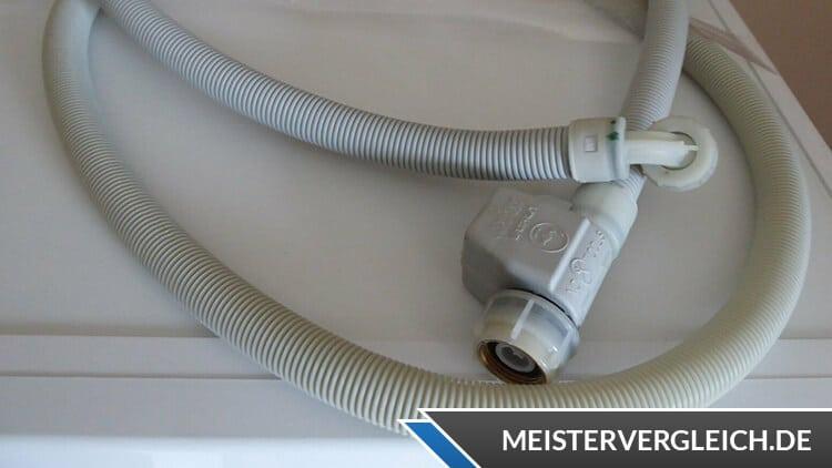 Siemens WM14NK20 iQ300 Waschmaschine Anschluss