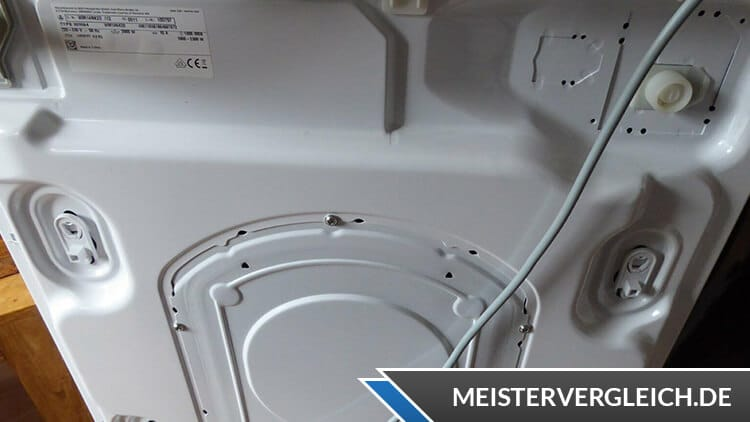 Siemens WM14NK20 iQ300 Waschmaschine Rückseite