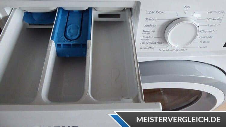 Siemens WM14NK20 iQ300 Waschmaschine Waschmittelfach