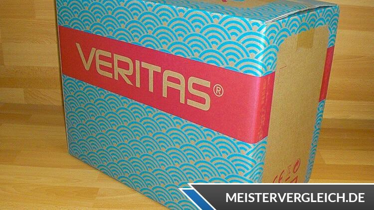 TOYOTA Elektronische Nähmaschine VERITAS Rubina Verpackung