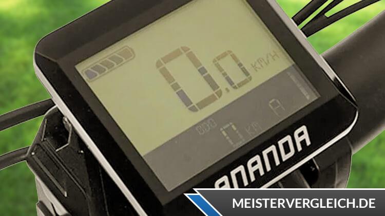 Allegro E-Bike Trekking S 418 Test