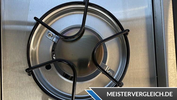 Gasgrill Enders Boston Black Pro 4 SIKR Turbo Seitenkocher