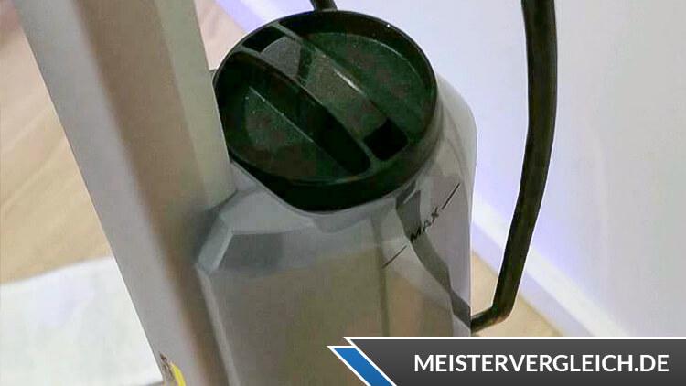 Kärcher Dampfreiniger KST 2 Upright Easy Fix Wassertank
