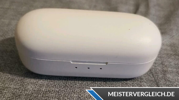 MAGINON BIK-4ANC True-Wireless-Kopfhörer Ladecase