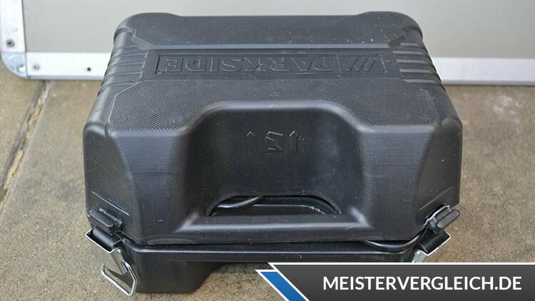 PARKSIDE Bohrerschärfgerät Koffer