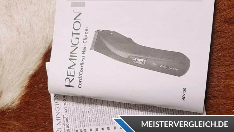 REMINGTON HC5150 Haarschneider Alpha Bedienungsanleitung
