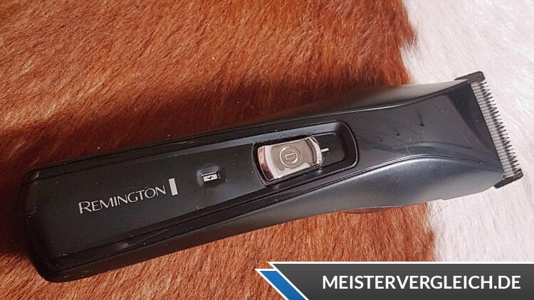 REMINGTON HC5150 Haarschneider Alpha Test